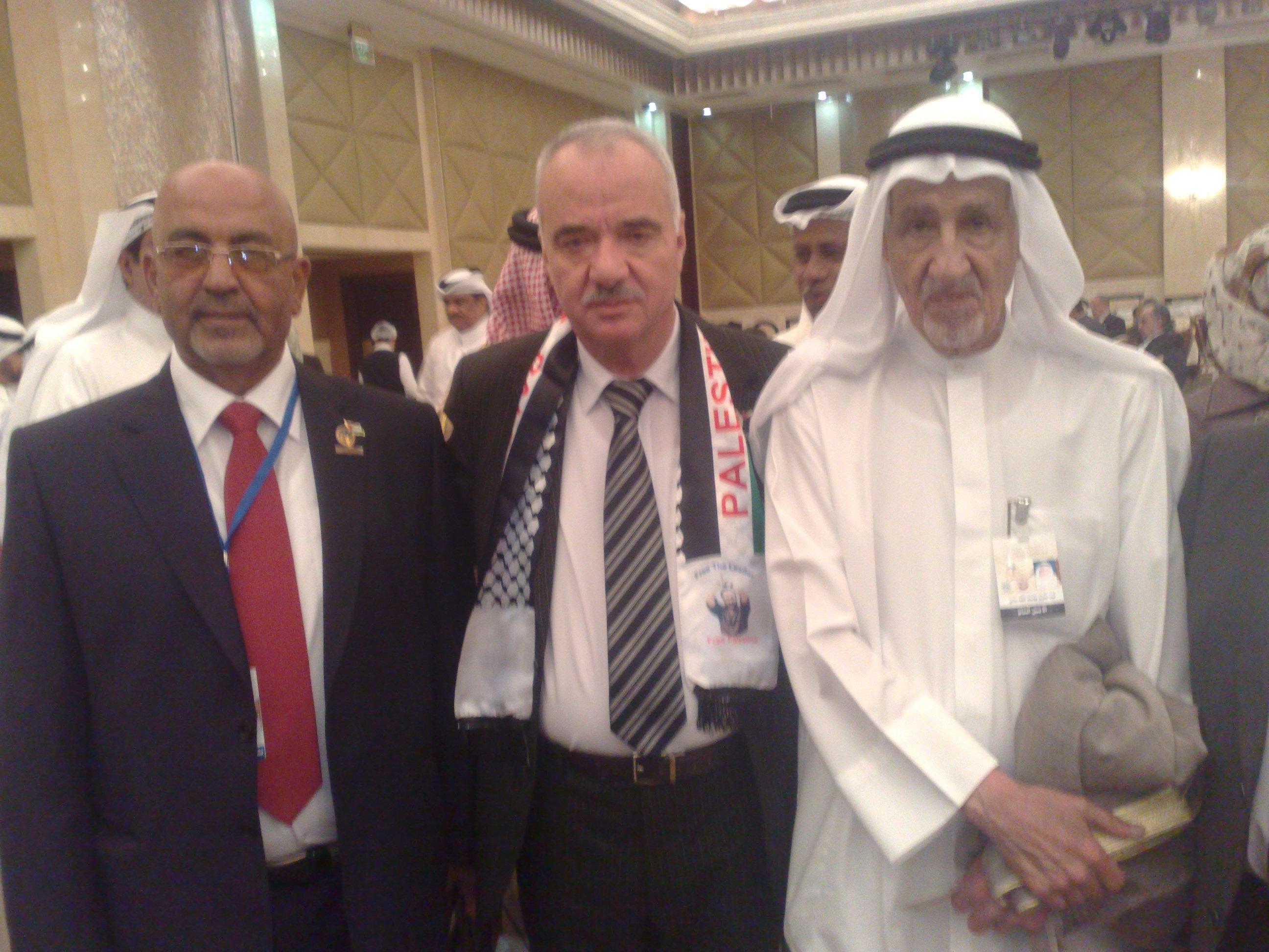 الامين العام لمنظمة المدن العربية