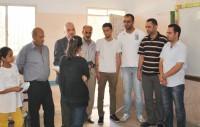 """برعاية بلدية سلفيت اختتام المخيم الشبابي  """"املنا في بكرا"""""""